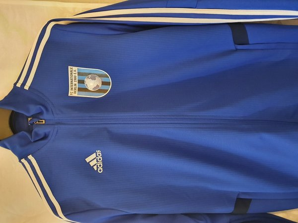 Trainingsjacke Adidas Jugend #inter blau